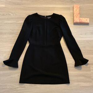Club Monaco Little Black Dress Sz: 2